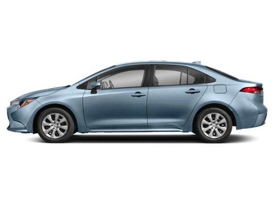 Toyota Corolla Size >> 2020 Toyota Corolla Le Cvt