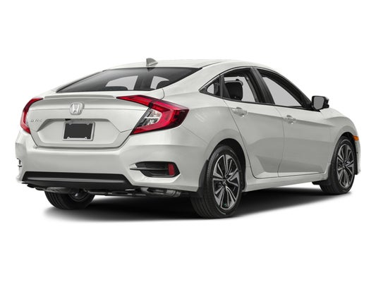 2016 Honda Civic Ex T In Athens Oh Don Wood Toyota