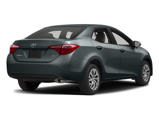 2018 Toyota Corolla Le In Athens Oh Don Wood