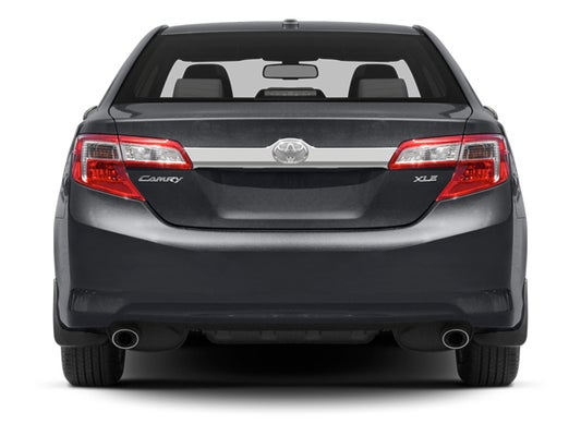 2014 Toyota Camry Xle Don Wood Toyota