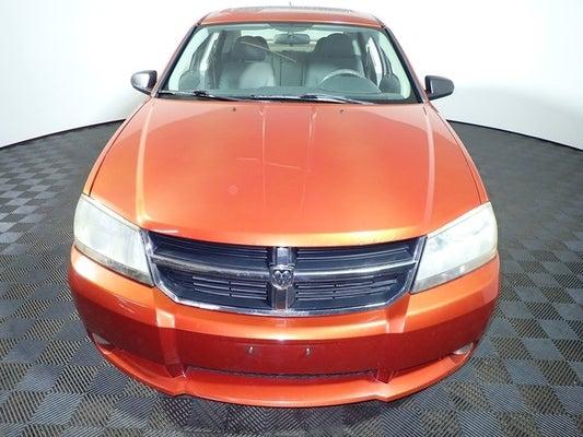 2008 Dodge Avenger Sxt Don Wood Toyota
